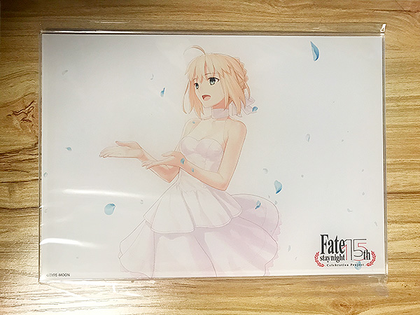 TYPE-MOON展 Fate/stay night-15年の軌跡-